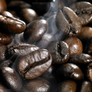The beans are roasted and then ground on site for the best cup of coffee you'll find in Scotland.